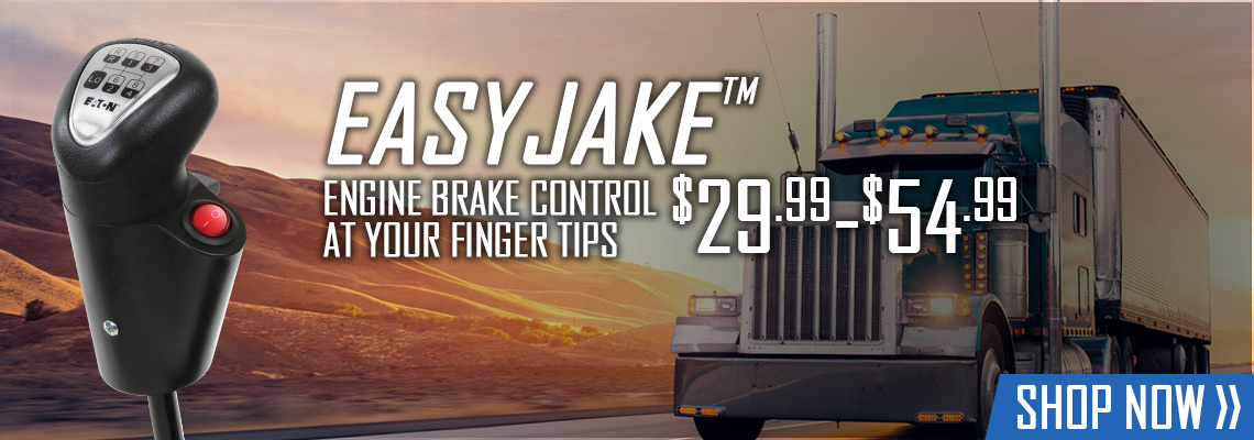 easyjake engine jake break control switch shift knob control