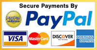 secure payments using paypal credit card processing